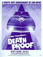 Poster Grindhouse - A prova di morte  n. 8