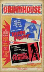 Poster Grindhouse - A prova di morte  n. 9