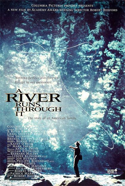 In mezzo scorre il fiume