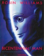 Locandina L'uomo bicentenario