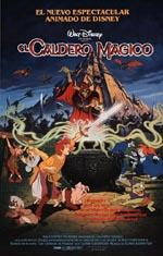Poster Taron e la pentola magica  n. 1