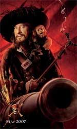 Poster Pirati dei Caraibi - Ai confini del mondo  n. 10