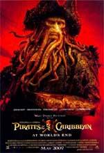 Poster Pirati dei Caraibi - Ai confini del mondo  n. 12