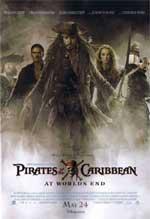 Poster Pirati dei Caraibi - Ai confini del mondo  n. 16