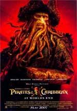 Poster Pirati dei Caraibi - Ai confini del mondo  n. 25