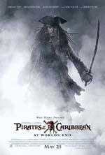 Poster Pirati dei Caraibi - Ai confini del mondo  n. 41
