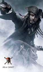 Poster Pirati dei Caraibi - Ai confini del mondo  n. 6