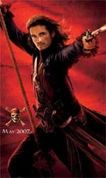 Poster Pirati dei Caraibi - Ai confini del mondo  n. 8