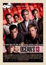 Poster Ocean's 13  n. 13