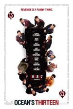 Poster Ocean's 13  n. 2