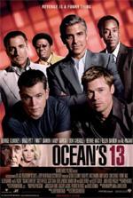 Poster Ocean's 13  n. 4