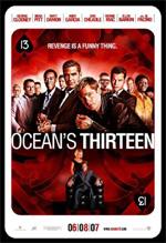 Poster Ocean's 13  n. 5