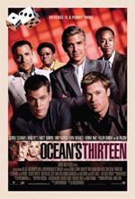 Poster Ocean's 13  n. 6