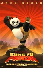 Poster Kung Fu Panda  n. 1