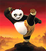 Poster Kung Fu Panda  n. 13