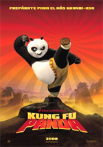 Poster Kung Fu Panda  n. 14