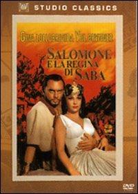 Locandina Salomone e la regina di Saba
