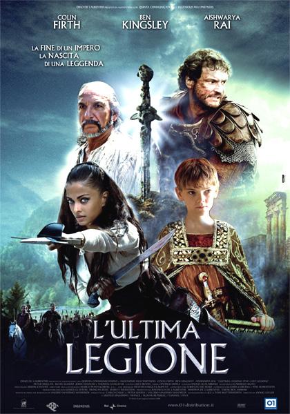 L'ultima legione (2007) - MYmovies.it Ferdinand Kingsley Last Legion