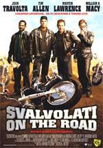 Trailer Svalvolati on the road