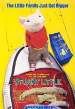 Poster Stuart Little - Un topolino in gamba  n. 1