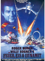 Locandina Fuoco, neve e dinamite