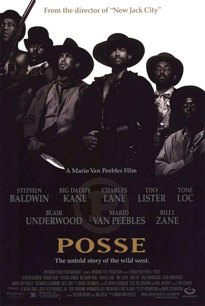 Trailer Posse - La leggenda di Jessie Lee