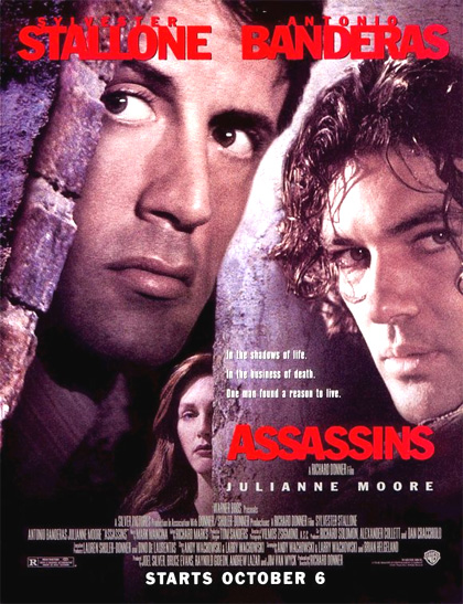 Locandina italiana Assassins