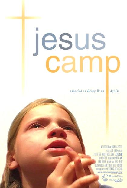 Locandina italiana Jesus Camp