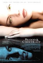 Locandina Blood and Chocolate