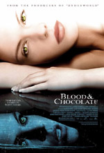 Poster Blood and Chocolate  n. 1