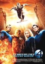 Poster I fantastici 4 e Silver Surfer  n. 0