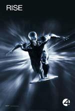 Poster I fantastici 4 e Silver Surfer  n. 6