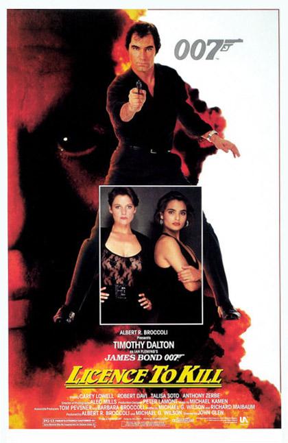 Trailer 007 - Vendetta privata