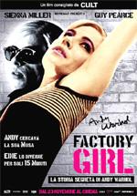 Locandina Factory Girl