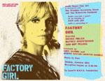 Poster Factory Girl  n. 14