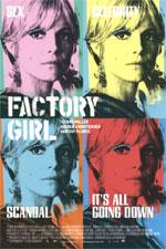 Poster Factory Girl  n. 3