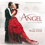 Cover CD Colonna sonora Angel - La vita, il romanzo