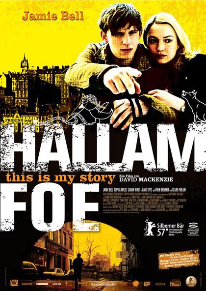 Poster Mister Foe