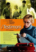 Locandina I testimoni