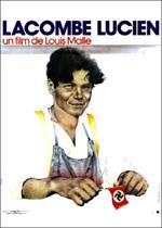Locandina Cognome e nome: Lacombe Lucien