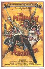 Locandina I pirati di Penzance