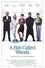 Poster Un pesce di nome Wanda  n. 2