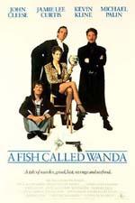 Poster Un pesce di nome Wanda  n. 3