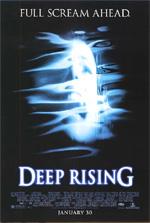 Locandina Deep Rising - Presenze dal profondo