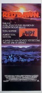 Poster Alba rossa  n. 3