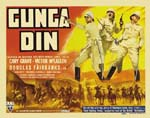 Poster Gunga Din  n. 0