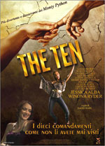 Poster The Ten - I dieci comandamenti come non li avete mai visti  n. 0