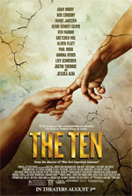 Poster The Ten - I dieci comandamenti come non li avete mai visti  n. 4