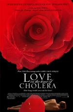 Poster L'amore ai tempi del colera  n. 1