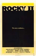 Poster Rocky II  n. 0